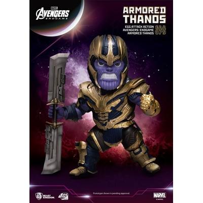 Figurine Avengers Endgame Egg Attack Armored Thanos 23cm