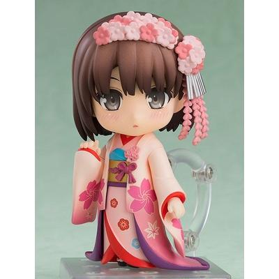 Figurine Nendoroid Saekano How to Raise a Boring Girlfriend Megumi Kato Kimono Ver. 10cm