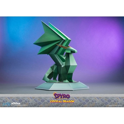 Statuette Spyro the Dragon Crystal Dragon 56cm