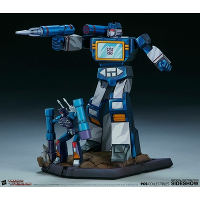 Statuette Transformers Classic Scale Soundwave 24cm