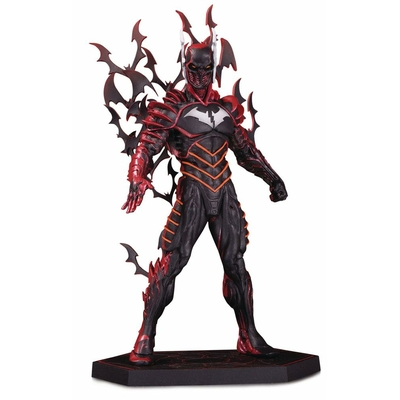 Statuette Dark Nights Metal Batman the Red Death 21cm