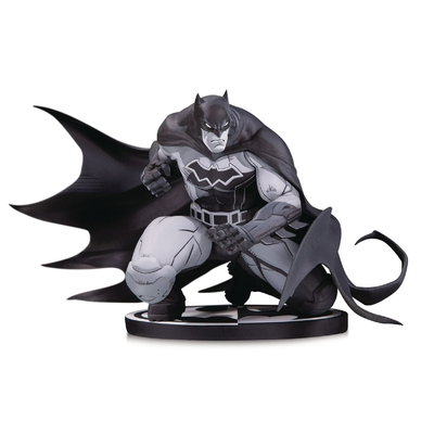 Statuette Batman Black & White Batman by Joe Madureira 12cm