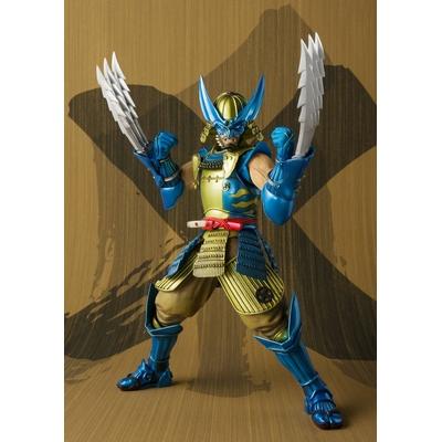 Figurine Marvel Meisho Manga Realization Muhomono Wolverine 18cm