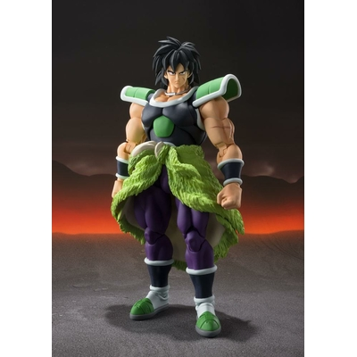 Figurine Dragon Ball Super Broly S.H. Figuarts Broly 19cm