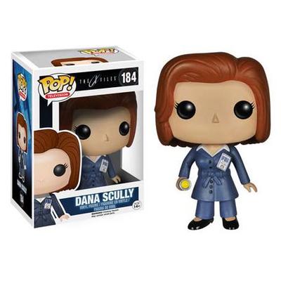 Figurine X-Files POP! Dana Scully 9 cm