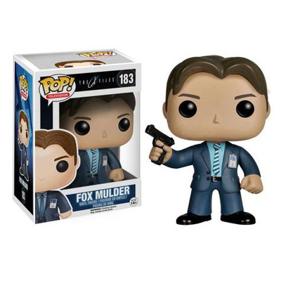 Figurine X-Files POP! Fox Mulder 9 cm