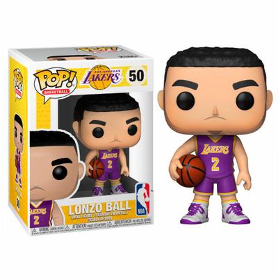Figurine NBA Funko POP! Lonzo Ball Lakers 9cm