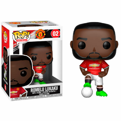 Figurine Football Funko POP! Lukaku Manchester United 9cm