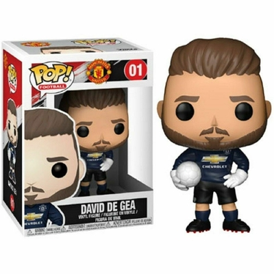 Figurine Football Funko POP! David De Gea Manchester United 9cm