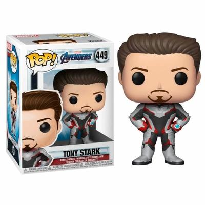 Figurine Avengers Endgame Funko POP! Tony Stark 9cm