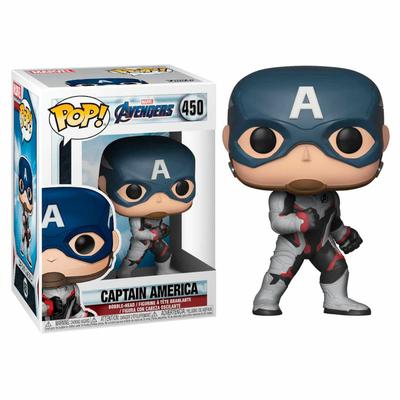 Figurine Avengers Endgame Funko POP! Captain America 9cm