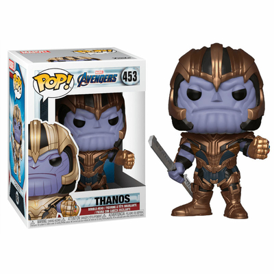 Figurine Avengers Endgame Funko POP! Thanos 9cm