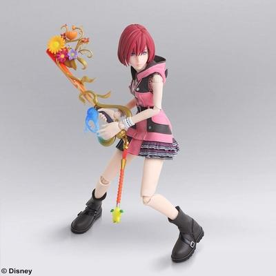 Figurine Kingdom Hearts III Bring Arts Kairi 14cm
