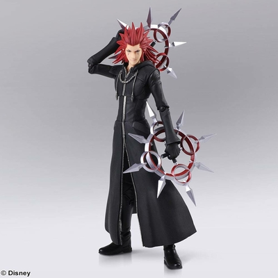 Figurine Kingdom Hearts III Axel 18cm