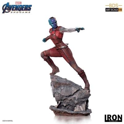 Statuette Avengers Endgame BDS Art Scale Nebula 23cm