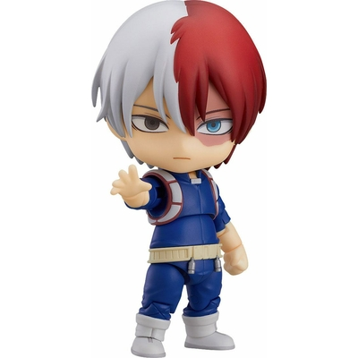 Figurine Nendoroid My Hero Academia Shoto Todoroki Hero's Edition 10cm