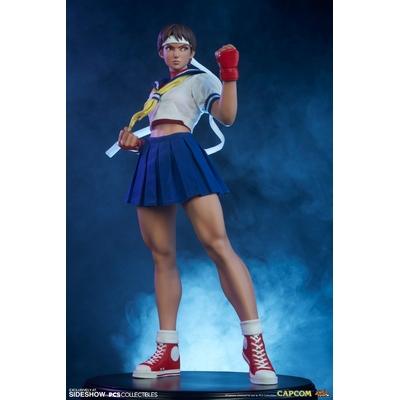 Statuette Street Fighter Sakura Classic 42cm