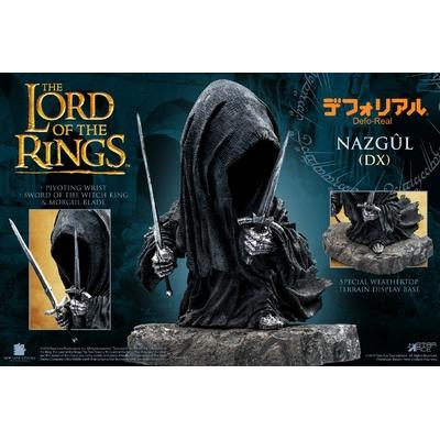 Figurine Le Seigneur des Anneaux Defo-Real Series Nazgul Deluxe Version 15cm