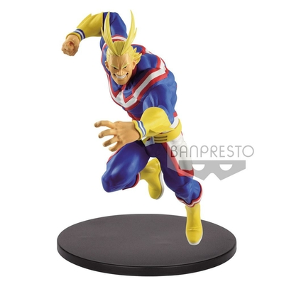 Statuette My Hero Academia The Amazing Heroes All Might 21cm