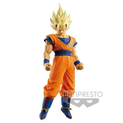 Statuette Dragon Ball Super SCultures Big Budoukai Super Saiyan 2 Goku 17cm