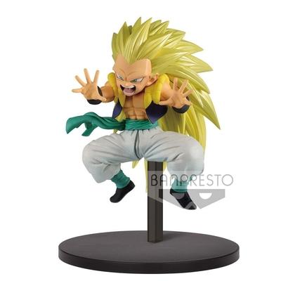 Statuette Dragon Ball Super Chosenshiretsuden Super Saiyan 3 Gotenks 10cm