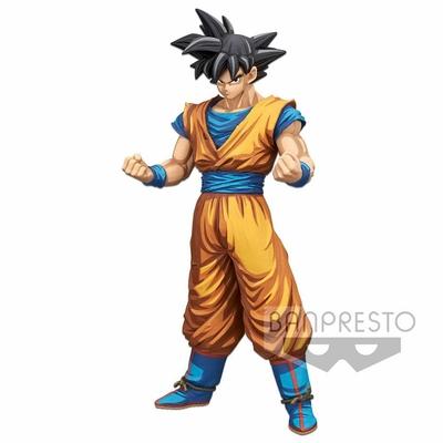 Statuette Dragon Ball Z Grandista Son Goku Manga Dimensions 28cm
