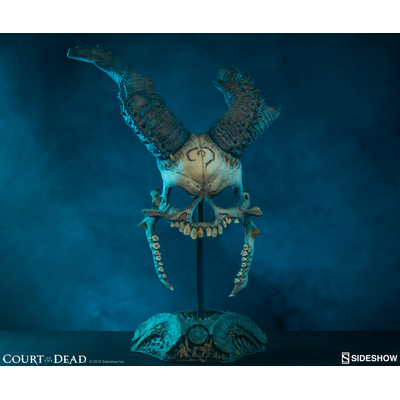Réplique Court of the Dead masque de Kier Bane of Heaven 66cm