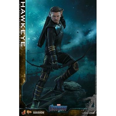 Figurine Avengers Endgame Movie Masterpiece Hawkeye 30cm