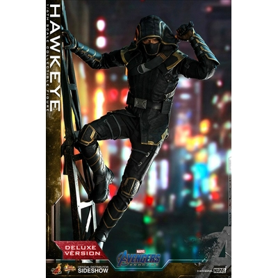 Figurine Avengers Endgame Movie Masterpiece Hawkeye Deluxe Version 30cm