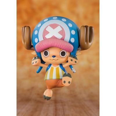 Statuette One Piece Figuarts Zero Cotton Candy Lover Chopper 7cm