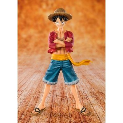 Statuette One Piece Figuarts Zero Straw Hat Luffy 14cm