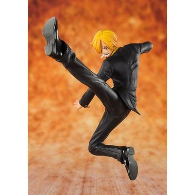 Statuette One Piece Figuarts Zero Black Leg Sanji 13cm