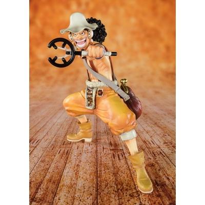 Statuette One Piece Figuarts Zero Sniper King Usopp 12cm