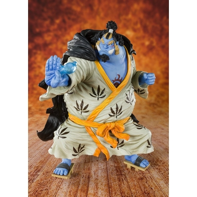 Statuette One Piece Figuarts Zero Knight of the Sea Jinbe 19cm