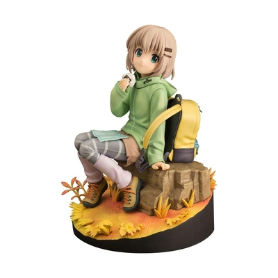 Statuette Encouragement of Climb (Season 3) Aoi Autumn Hike 17cm