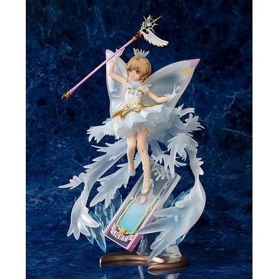 Statuette Cardcaptor Sakura Clear Card Sakura Kinomoto: Hello Brand New World 36cm
