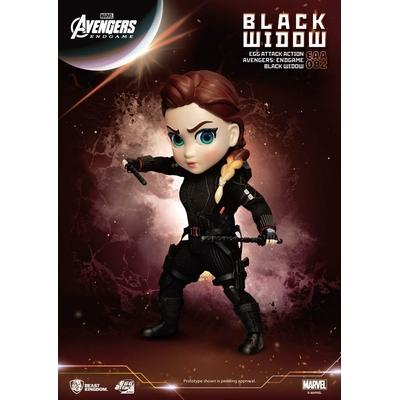 Figurine Avengers Endgame Egg Attack Black Widow 17cm