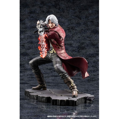 Statuette Devil May Cry 5 ARTFXJ Dante 24cm