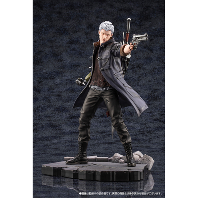 Statuette Devil May Cry 5 ARTFXJ Nero 27cm