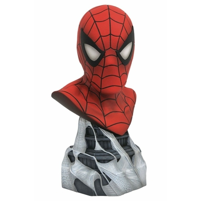 Buste Marvel Comics Legends in 3D Spider-Man 25cm