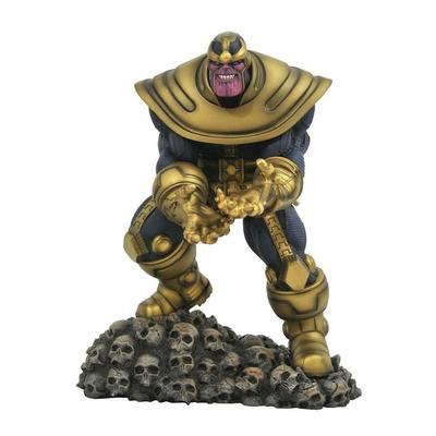 Diorama Marvel Comic Gallery Thanos 23cm
