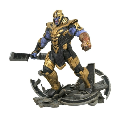Statuette Avengers Endgame Marvel Movie Milestones Armored Thanos 41cm