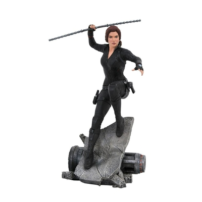 Statuette Avengers Endgame Marvel Movie Premier Collection Black Widow 30cm