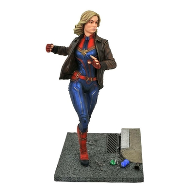 Statuette Captain Marvel Marvel Movie Premier Collection Captain Marvel 28cm
