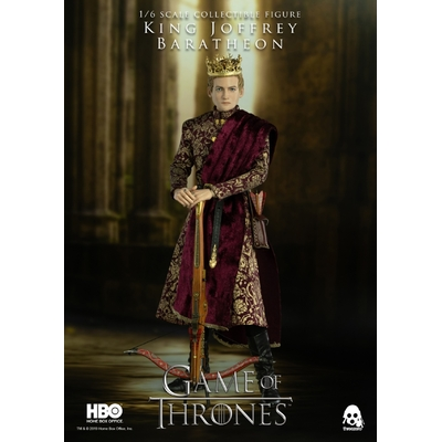 Figurine Game of Thrones King Joffrey Baratheon 29cm
