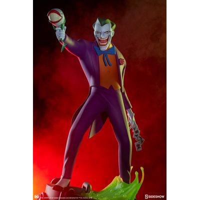 Statuette Batman The Animated Series The Joker 43cm