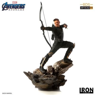 Statuette Avengers Endgame BDS Art Scale Hawkeye 25cm