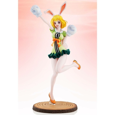 Statuette One Piece Excellent Model P.O.P. Carrot Limited Edition 21cm