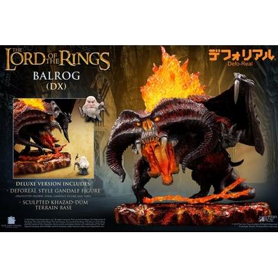 Figurine Le Seigneur des Anneaux Defo-Real Series Balrog Deluxe Version 16cm