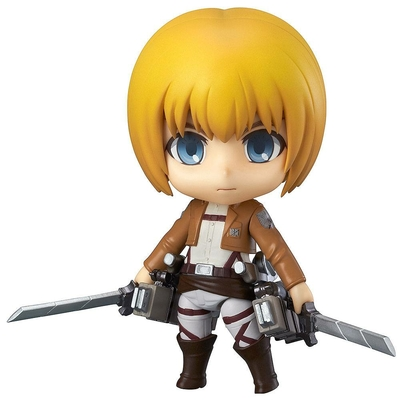 Figurine Nendoroid Attack on Titan Armin Arlert 10cm